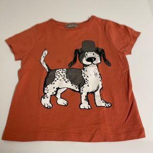 Emile et Ida dog T-shirt